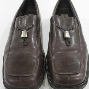 Mezlan 'Royal' Men's Size 10.5M Brown Leather